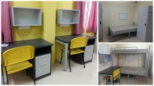 on campuse accommodation at Cyberjaya campus Multimedia University
