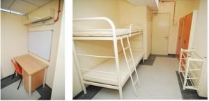 on campuse accommodation at Melaka campus