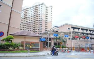Segi University malaysia accommodation Cengal Condominium