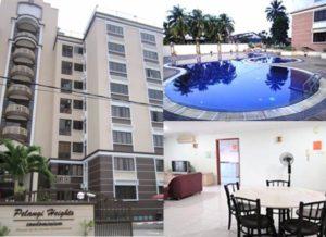 ELS accommodation- Plangi Apartment