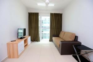 LEA Accommodation- Living Room