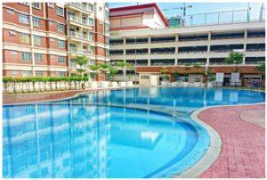 IUKL Accommodation - Pool