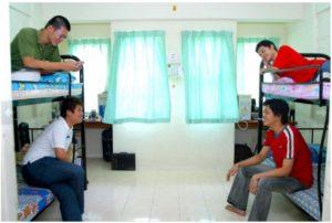IUKL Accommodation - Room